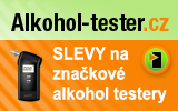 Alkohol tester .cz - značkový prodejce kvalitních testerů na alkohol!