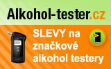 Alkohol tester .cz - značkový prodejce kvalitních testerů na alkohol!