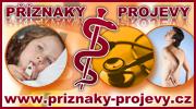 Příznaky a projevy nemocí